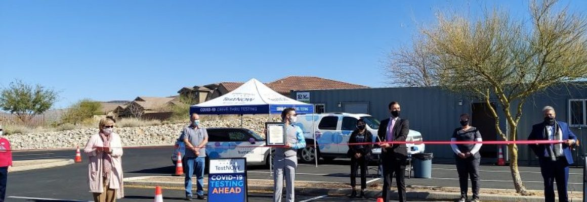RIBBON CUTTING CEREMONY – TUCSON CHAMBER OF COMMERCE WELCOMES EMBRY HEALTH