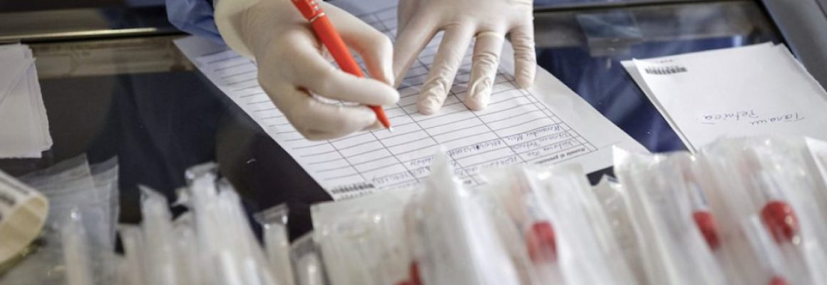 EmbryHealth asks thousands of people to retake COVID-19 test after lab became overwhelmed
