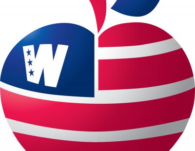 WESD Apple Logo