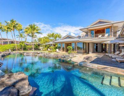 Mauna Kea Resort (Big island)